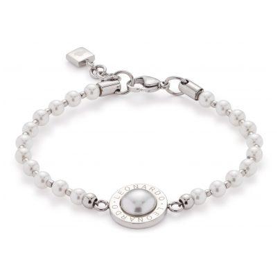 Leonardo 016454 Damen-Armband Matrix Perla 4002541164544