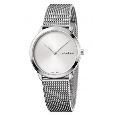 Calvin Klein K3M221Y6 Minimal Damen-Armbanduhr 7612635113081