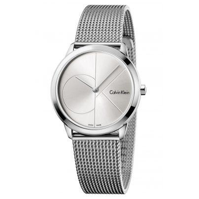 Calvin Klein K3M2212Z Minimal Ladies Watch 7612635107202