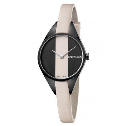 Calvin Klein K8P237X1 Ladies' Wristwatch Rebel 7612635119014