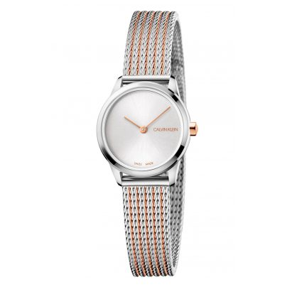 Calvin Klein K3M23B26 Ladies' Watch Minimal 7612635117911