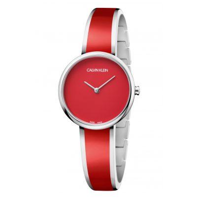 Calvin Klein K4E2N11P Ladies' Wristwatch Seduce 7612635128368