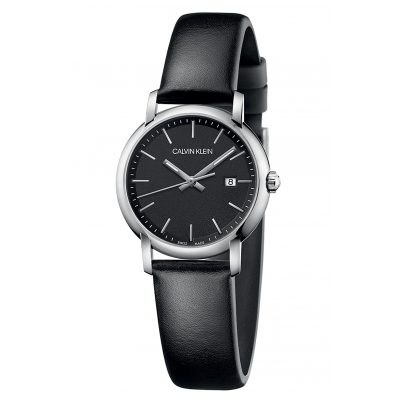 Calvin Klein K9H231C1 Damen-Armbanduhr Established 7612635127828