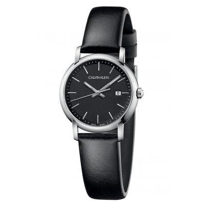 Calvin Klein K9H231C1 Ladies´ Wristwatch Established 7612635127828