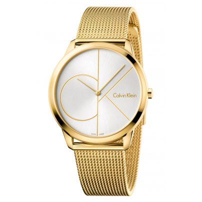 Calvin Klein K3M21526 Minimal Mens Watch 7612635107929