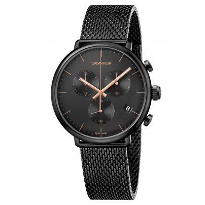 Calvin Klein K8M27421 Men´s Watch Chronograph High Noon 7612635123110