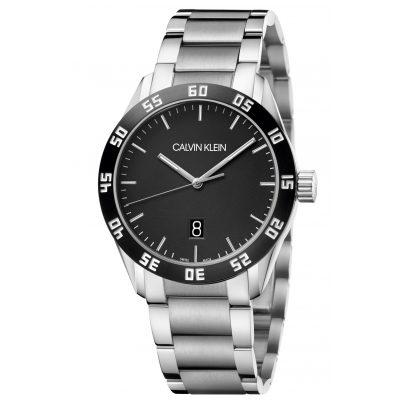 Calvin Klein K9R31C41 Herren-Armbanduhr Compete 7612635128313