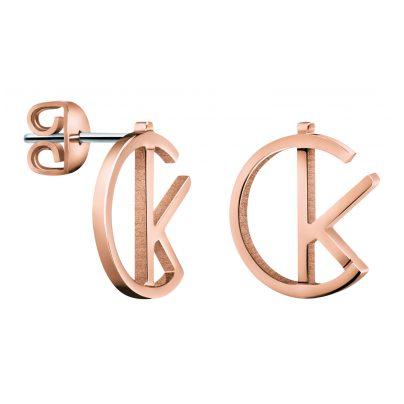 Calvin Klein KJ6DPE1002 League Damen-Ohrringe 7612635108810