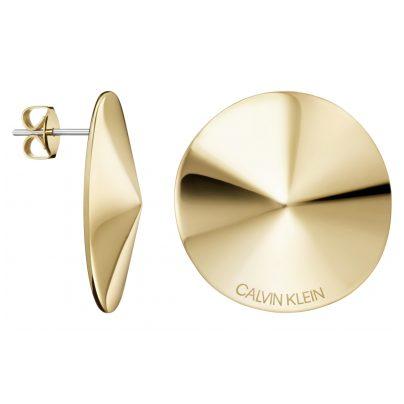 Calvin Klein KJBAJE1001 Damen-Ohrstecker Spinner 7612635127491