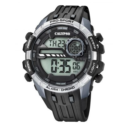 Calypso K5729/1 Digitaluhr Alarm-Chronograph 8430622676369