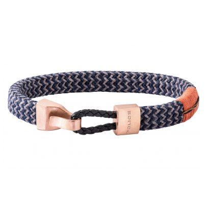 Police PJ26490BLN.02 Herren-Armband Connector 4895220913102