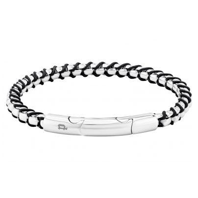 Police PJ26454BSS.01 Men's Bracelet Semeru 4895220910811