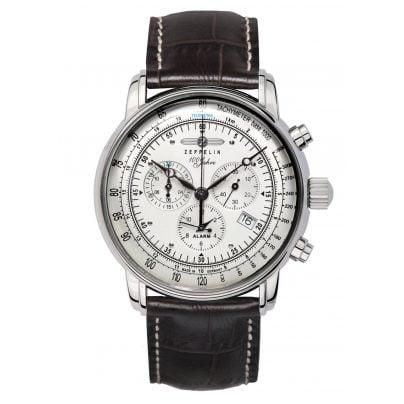 Zeppelin 7680-1 Graf Zeppelin Chronograph Herrenuhr 4041338768015