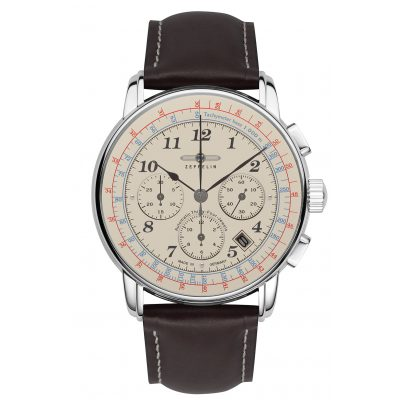 Zeppelin 7624-5 LZ126 Los Angeles Automatic Chronograph 4041338762457