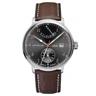 Zeppelin 7062-2 Automatic Mens Watch LZ129 Hindenburg Ed. 1 4041338706222