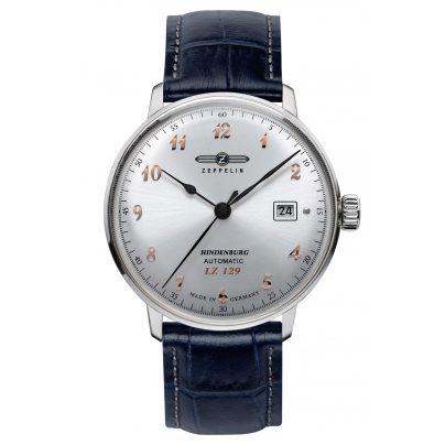 Zeppelin 7066-5 Mens Automatic Watch LZ129 Hindenburg Ed. 1 4041338706659