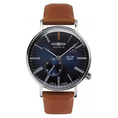 Zeppelin 7134-3 Mens Wrist Watch LZ120 Rome 4041338713435