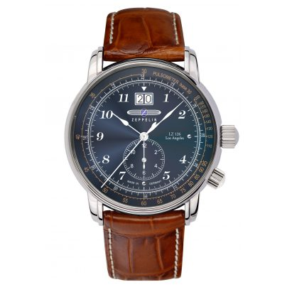 Zeppelin 8644-3 Mens Watch LZ126 Los Angeles 4041338864434