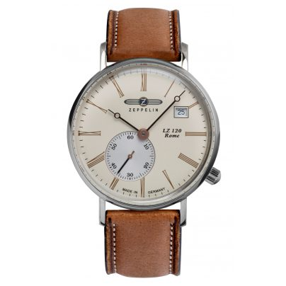 Zeppelin 7135-5 Damen-Armbanduhr LZ120 Rome Lady 4041338713558