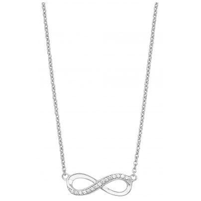 s.Oliver 2012527 Damen Silber-Halskette 4056867000741