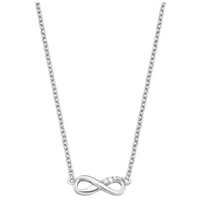 s.Oliver 2017245 Silver Ladies Necklace Infinity 4056867004619
