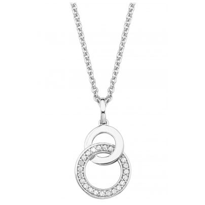s.Oliver 2025992 Silver Necklace for Women 4056867016636