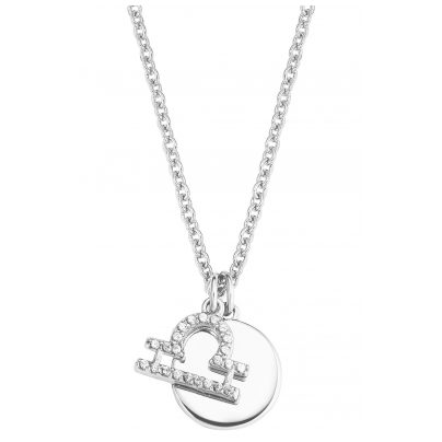 s.Oliver 2026954 Silver Necklace Libra 4056867019576