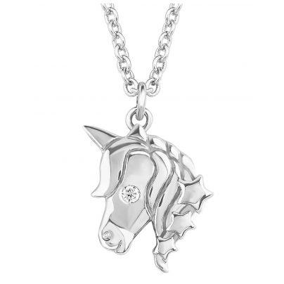 s.Oliver 2018520 Girls Necklace with Unicorn Pendant 4056867005845