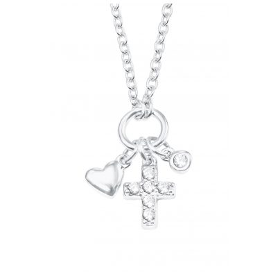 s.Oliver 2022703 Silver Girls' Necklace 4056867011969