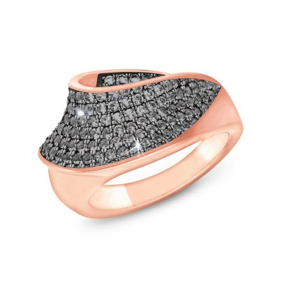 Joop 202350 Silver Ladies' Ring Rose