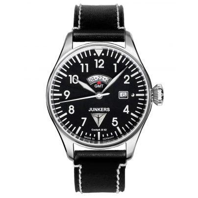 Junkers 6140-2 Herren-Armbanduhr 4041338614022