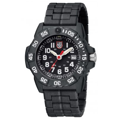 Luminox XS.3502 Herren Taucheruhr Navy Seal Schwarz 7630040915977