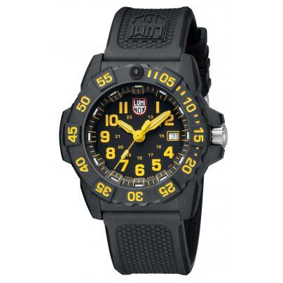 Luminox XS.3505 Taucheruhr Navy Seal Schwarz-Gelb 7630040916011