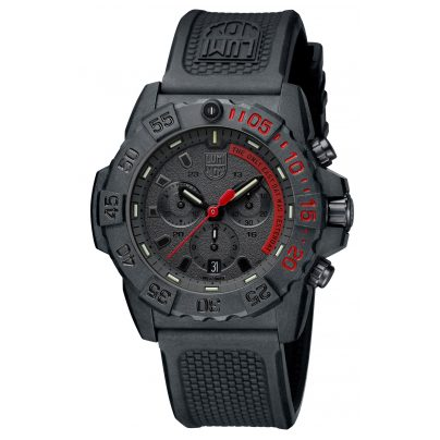 Luminox XS.3581.EY Taucheruhr Navy Seal 3580 Chronograph 45 mm 7630040945813