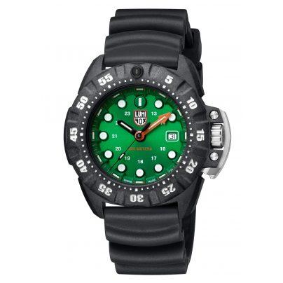 Luminox XS.1567 Men's Watch Scott Cassell Deep Dive WR 30 Bar 7630040939393