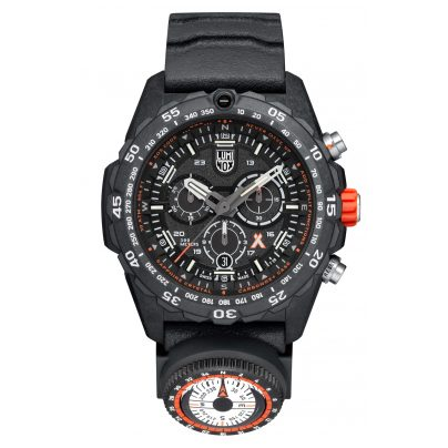 Luminox XB.3741 Herrenuhr Chronograph mit Kompass Bear Grylls Survival 7630040987219