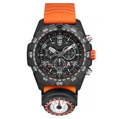 Luminox XB.3749 Chronograph Herrenuhr mit Kompass Bear Grylls Survival 7630040987226