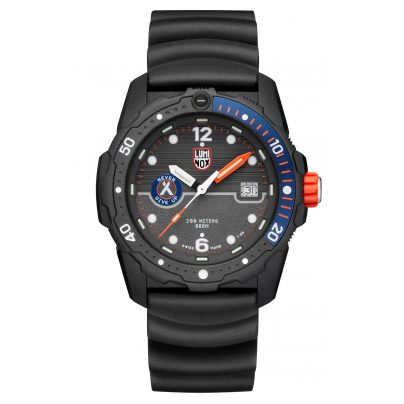 Luminox XB.3723 Men's Diving Watch Bear Grylls Survival black / blue 7630040988186