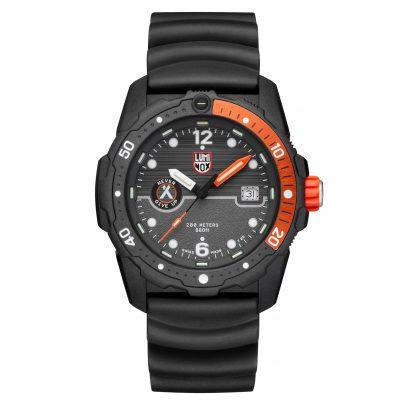 Luminox XB.3729 Herren-Taucheruhr Bear Grylls Survival schwarz / orange 7630040988193