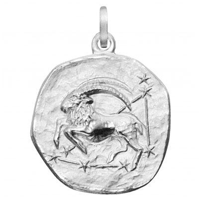 trendor 08453 Sternzeichen Steinbock 925 Silber 20 mm 4260497084532