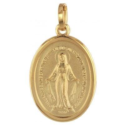 trendor 75311 Milagrosa Pendant Gold 750 (18 Carat) 18 mm 4260641753116