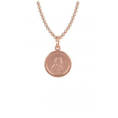 trendor 79435 Kinder-Halskette mit Amor-Anhänger 4260333979435