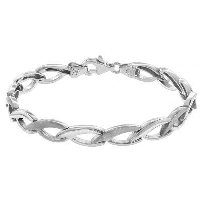 trendor 75573 Damen-Armband Silber 925 4260641755738