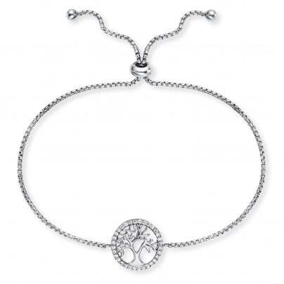 Engelsrufer ERB-LILTREE-ZI Damen-Armband Silber Lebensbaum 4260645869462
