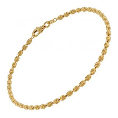 trendor 75659 Damen-Armband Armkette Silber Vergoldet 4260641756599