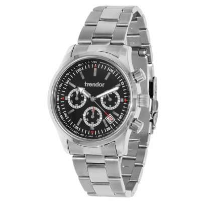 trendor 7630-11 Dustin Chronograph Ladies and Mens Watch 4260333976298