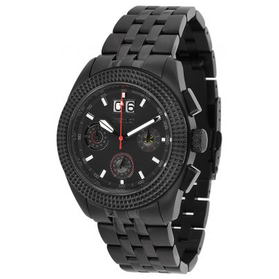 trendor 7636-01 Mens Chronograph with Big Date 4260333976472