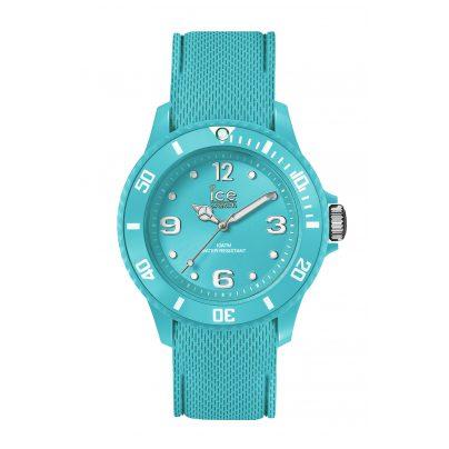 Ice-Watch 014763 Mädchen-Armbanduhr Sixty Nine Türkis S 4895164077601
