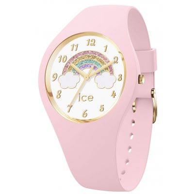 Ice-Watch 017890 Childrens and Teenagers Watch ICE fantasia Rainbow Pink S 4895164096503