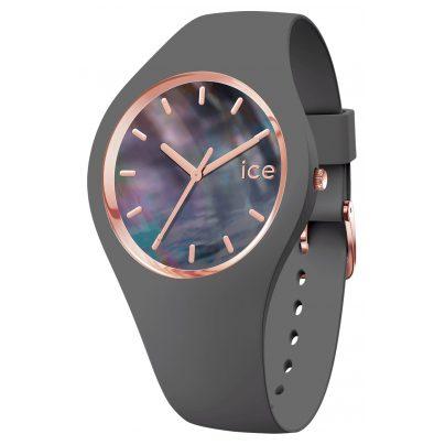 Ice-Watch 016937 Damen-Armbanduhr ICE pearl Grau S 4895164091041
